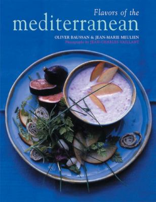 Flavors of the Mediterranean  N/A 9782080300409 Front Cover