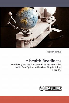 E-Health Readiness  N/A 9783838344409 Front Cover