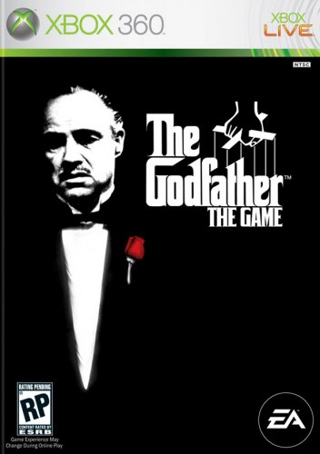 The Godfather the Game - Xbox 360 Xbox 360 artwork