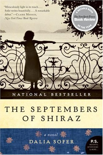 Septembers of Shiraz  N/A edition cover