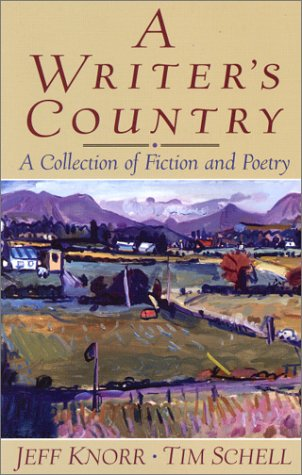 Writer's Country A Collection of Fiction and Poetry  2001 edition cover