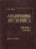 Engineering Mechanics 3rd 1980 9780132791410 Front Cover