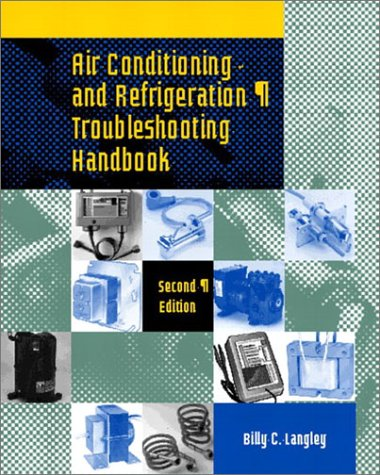 Air Conditioning and Refrigeration Troubleshooting Handbook  2nd 2003 (Revised) edition cover