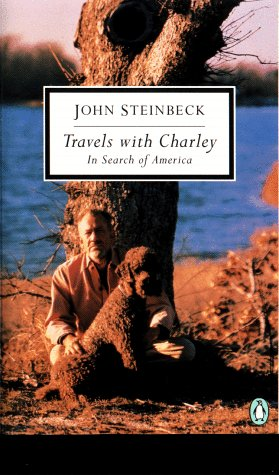 Travels with Charley In Search of America  1997 (Revised) 9780140187410 Front Cover