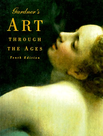 Gardner's Art Through the Ages  10th 1996 edition cover