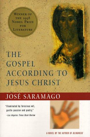 Gospel According to Jesus Christ   1994 edition cover