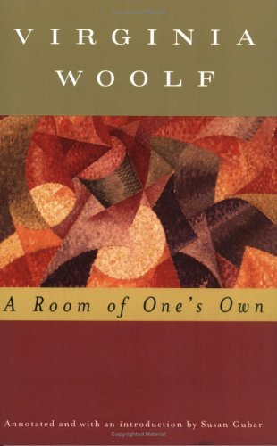 Room of One's Own   2005 (Annotated) 9780156030410 Front Cover