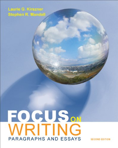 Focus on Writing Paragraphs and Essays 2nd edition cover