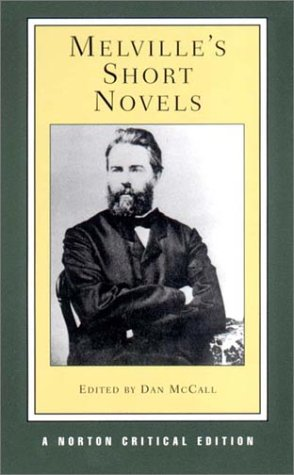 Melville's Short Novels   2001 edition cover