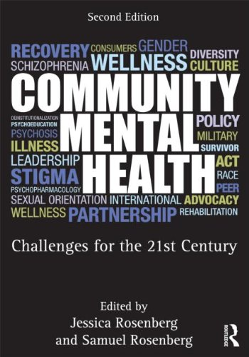 Community Mental Health Challenges for the 21st Century 2nd 2013 (Revised) edition cover