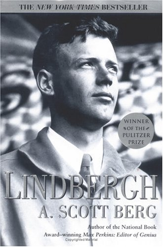 Lindbergh   1998 edition cover