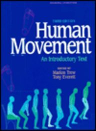 Human Movement  3rd 1996 edition cover