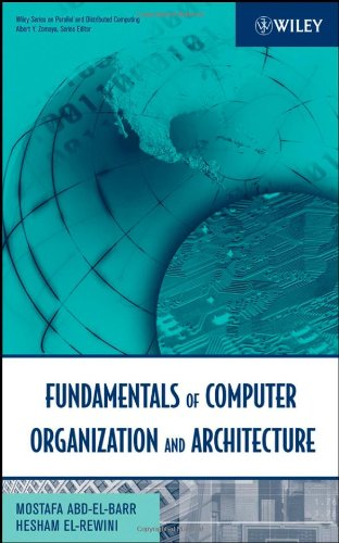 Fundamentals of Computer Organization and Architecture   2005 edition cover
