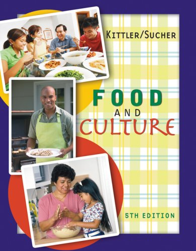 Food and Culture  5th 2008 edition cover