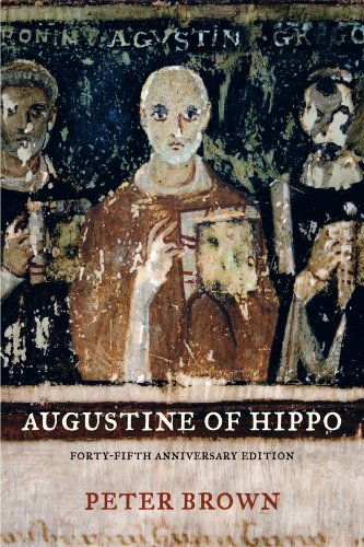 Augustine of Hippo A Biography  2013 edition cover