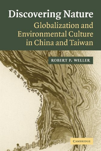 Discovering Nature Globalization and Environmental Culture in China and Taiwan  2005 edition cover