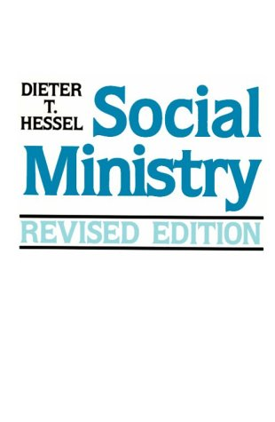 Social Ministry  Revised edition cover