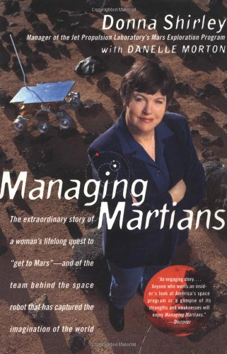 Managing Martians   2000 (Reprint) 9780767902410 Front Cover