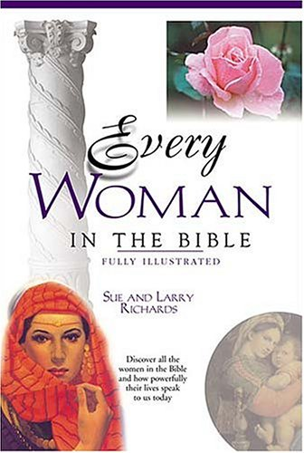Every Woman in the Bible   1999 edition cover