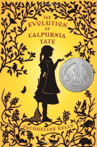 Evolution of Calpurnia Tate   2009 edition cover