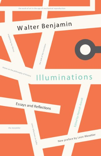 Illuminations Essays and Reflections Reprint edition cover