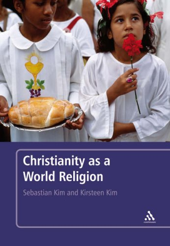 Christianity as World Religion   2008 9780826498410 Front Cover