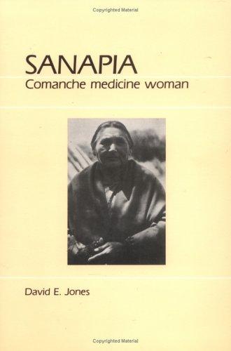Sanapia Comanche Medicine Woman Reprint 9780881330410 Front Cover