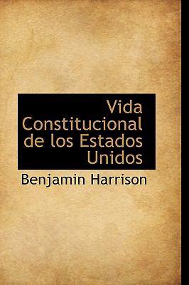 Vida Constitucional de los Estados Unidos:   2009 edition cover