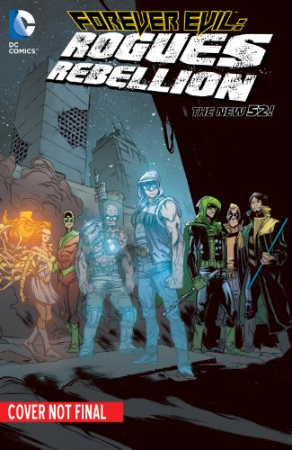 Rogues Rebellion   2014 9781401249410 Front Cover