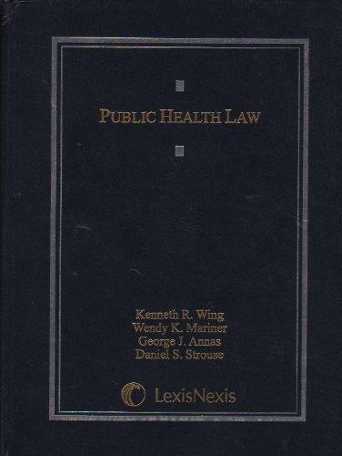 Public Health Law   2007 edition cover