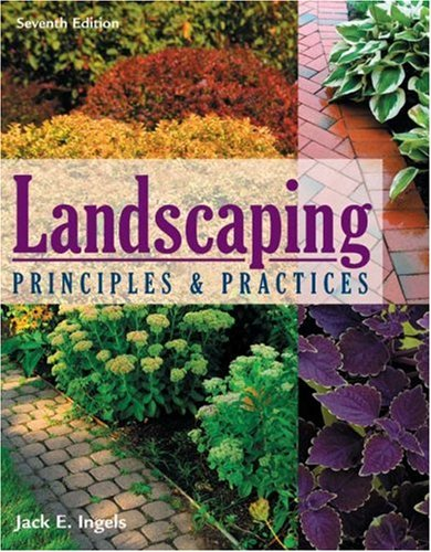 Landscaping Principles and Practices  7th 2010 edition cover