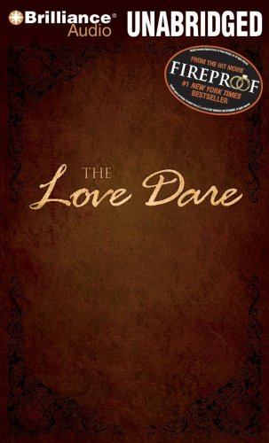 The Love Dare:  2009 edition cover
