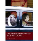 The Broadview Anthology of Short Fiction:   2013 edition cover