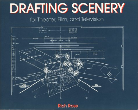 Drafting Scenery for Theater, Film and Television  N/A edition cover