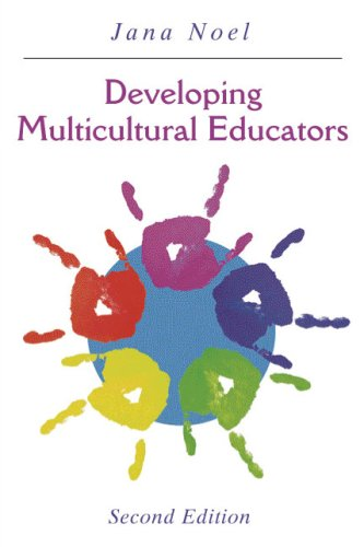 Developing Multicultural Educators  2nd 2008 edition cover