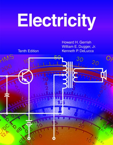 Electricity  10th 2009 edition cover