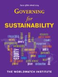 State of the World 2014 Governing for Sustainability  2014 edition cover
