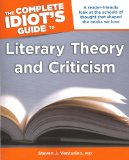 Complete Idiot's Guide to Literary Theory and Criticism   2013 edition cover