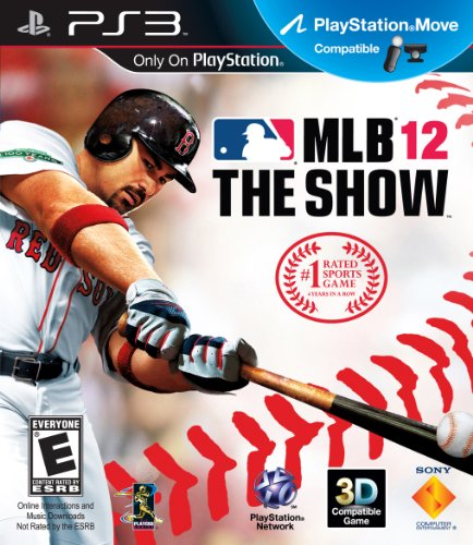 MLB 12 The Show - Playstation 3 PlayStation 3 artwork