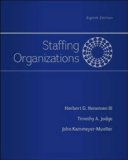 Staffing Organizations  8th 2015 9780077862411 Front Cover