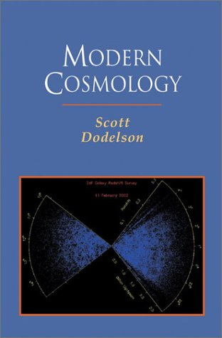 Modern Cosmology   2002 edition cover