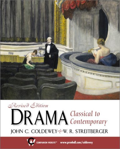 Drama Classical to Contemporary  2001 (Revised) edition cover