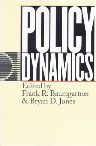 Policy Dynamics   2002 9780226039411 Front Cover