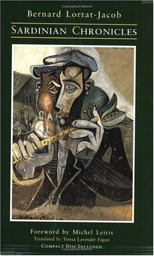 Sardinian Chronicles   1995 edition cover