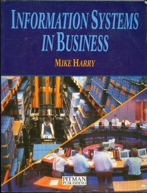 Information Systems in Business   1994 9780273600411 Front Cover