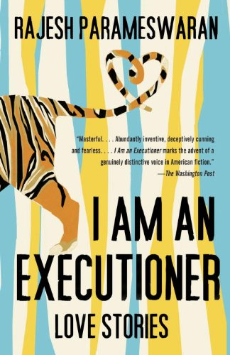 I Am an Executioner Love Stories N/A edition cover