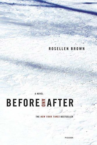 Before and After  N/A edition cover