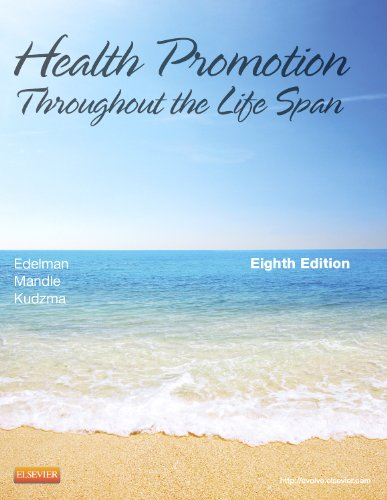 Health Promotion Throughout the Life Span  8th 2013 edition cover