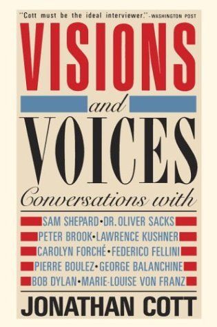 Visions and Voices  N/A 9780385512411 Front Cover