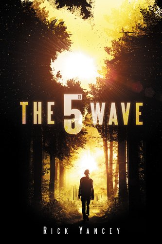 5th Wave   2013 edition cover